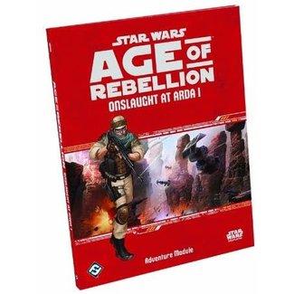 Fantasy Flight Games Star Wars Age of Rebellion: Onslaught at Arda 1