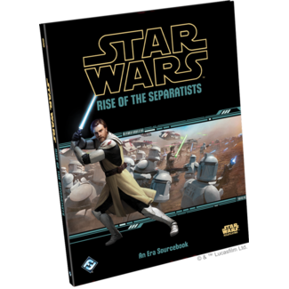 Fantasy Flight Games Star Wars RPG: Rise of the Separatists