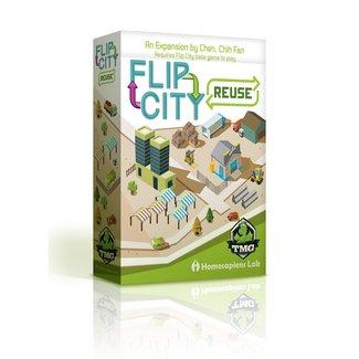 Tasty Minstrel Games Flip City Reuse Expansion