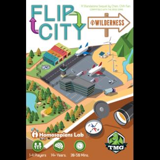 Tasty Minstrel Games Flip City Wilderness