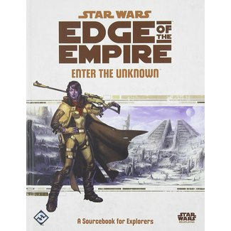 Fantasy Flight Games Star Wars Edge of the Empire: Enter the Unknown