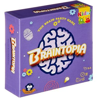 Captain Macaque Braintopia Kids