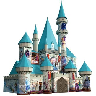 Ravensburger Frozen 2: Castle - 3D Puzzle - 216 pc