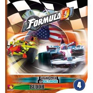 Asmodee Formula D: Exp 4 Baltimore / Buddh