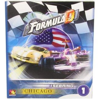 Zygomatic Formula D: Exp 1 Sebring / Chicago