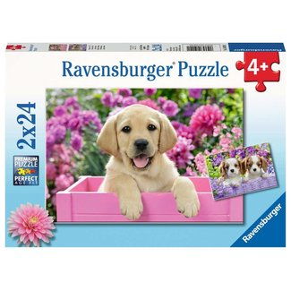 Ravensburger Me and My Pal 2 x 24 pc Puzzles