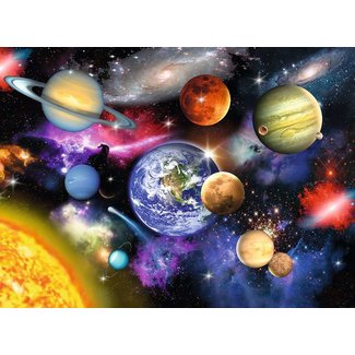Ravensburger Solar System 300 pc