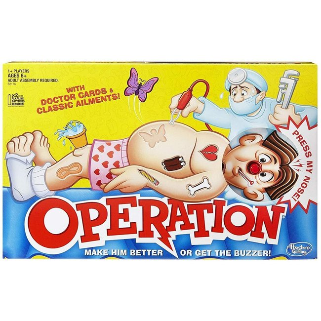 Operation Classic