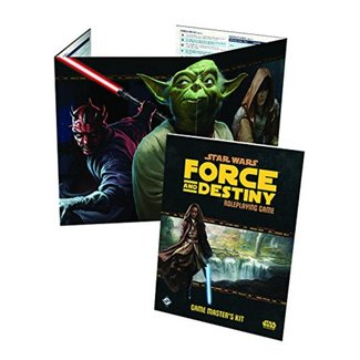 Fantasy Flight Games Star Wars Force and Destiny: Game Master Kit