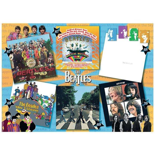Beatles: Albums 1967-1970 1000 pc Puzzle