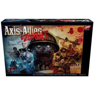 Avalon Hill Axis & Allies & Zombies