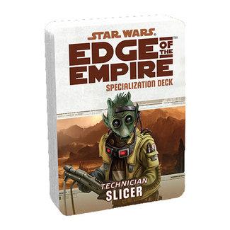 Fantasy Flight Games Star Wars Edge of the Empire: Slicer Specialization