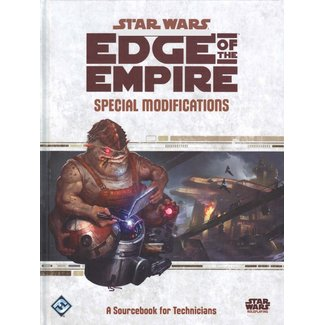 Fantasy Flight Games Star Wars Edge of the Empire: Special Modifications
