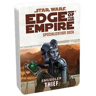 Fantasy Flight Games Star Wars Edge of the Empire: Thief Specialization