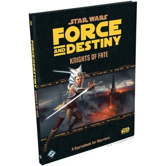 Fantasy Flight Games Star Wars Force and Destiny: Knights of Fate