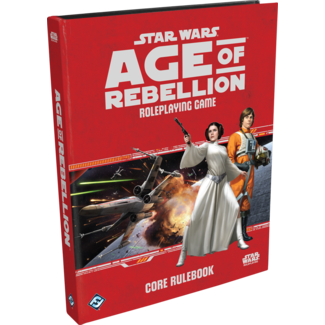 Fantasy Flight Games Star Wars Age of Rebellion: Core Book