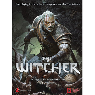 Talsorian Games The Witcher: The Roleplaying Game