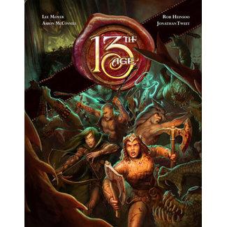 Pelgrane Press 13TH Age Core Rulebook