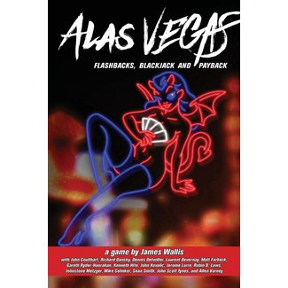 Pelgrane Press Alas Vegas RPG Book