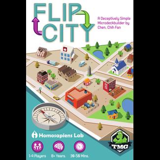 Tasty Minstrel Games Flip City