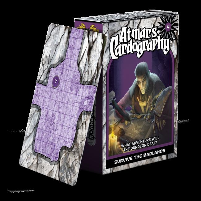 Atmar Cardography: Survive the Badlands