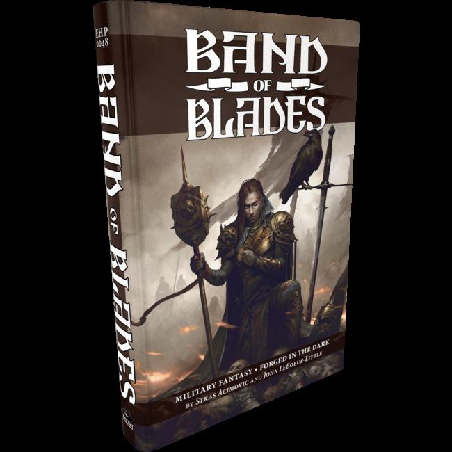 Band of Blades HC