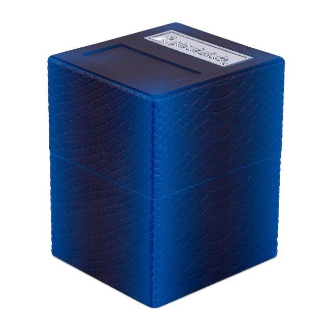 Deep Blue Dragon Defender Deck Box - Pirate Lab Texture Series