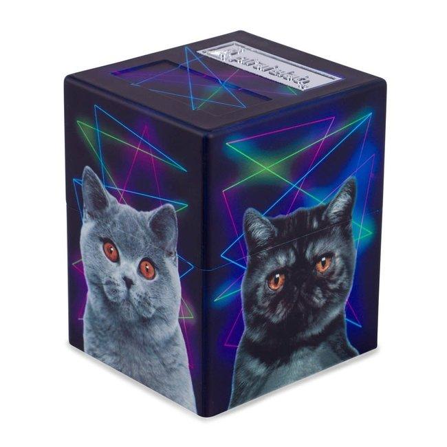 Cats! Defender Deck Box - Pirate Lab Artwork Series
