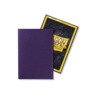 Dragon Shield Purple Japanese Matte Sleeves 60 ct - Dragon Shield
