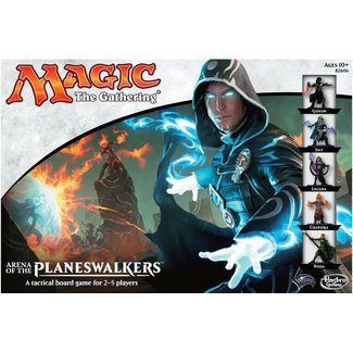 Wizards of the Coast Magic the Gathering: Arena of the Planeswalkers