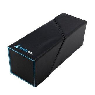 PirateLab 240 Ct Black Slice Deck Box - Pirate Lab