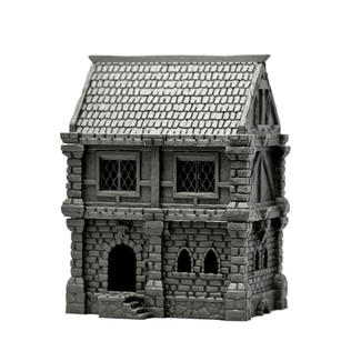 Two Story Cottage