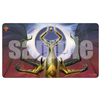 UP MTG War of Spark Alt Art BOLAS Playmat
