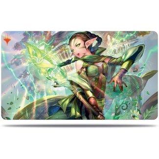 Ultra Pro UP MTG War of Spark Alt Art NISSA Playmat