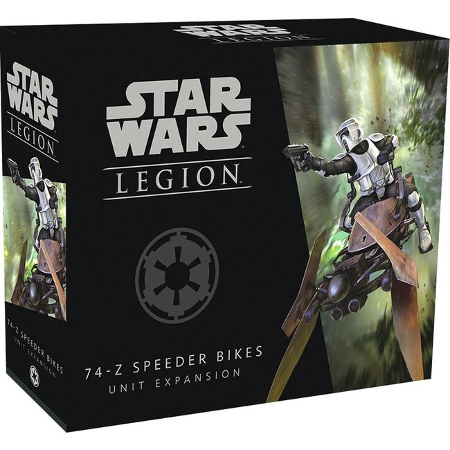 74-Z Speeder Bikes Unit - Star Wars Legion