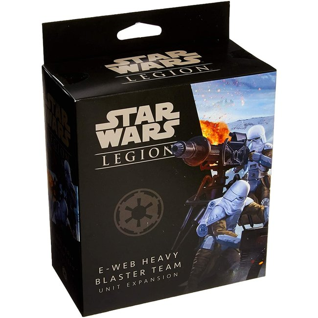 E-Web Heavy Blaster Team -  Star Wars Legion
