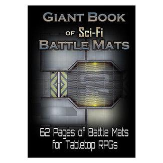 Loke Ltd. Giant Book of Sci-Fi Battle Mats
