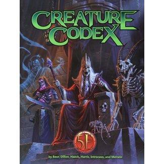 Kobold Press Creature Codex (5th Edition)