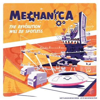 Resonym Mechanica