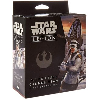 Fantasy Flight Games 1.4 FD Laser Cannon Team - Star Wars Legion