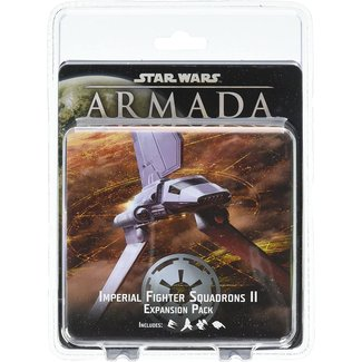 Fantasy Flight Games Imperial Fighter Squadrons II Expansion Pack - Star Wars Armada