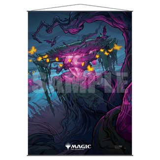 Ultra Pro Indatha Triome MTG Ikoria Wall Scroll