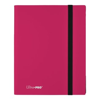 Ultra Pro 9-Pocket Eclipse PRO-Binder - Hot Pink