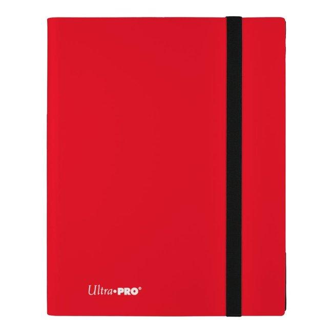 9-Pocket Eclipse PRO-Binder - Apple Red