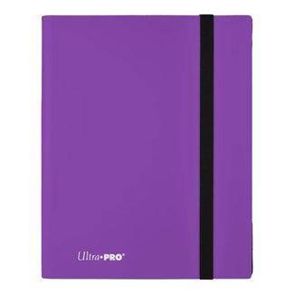 Ultra Pro 9-Pocket Eclipse PRO-Binder - Royal Purple