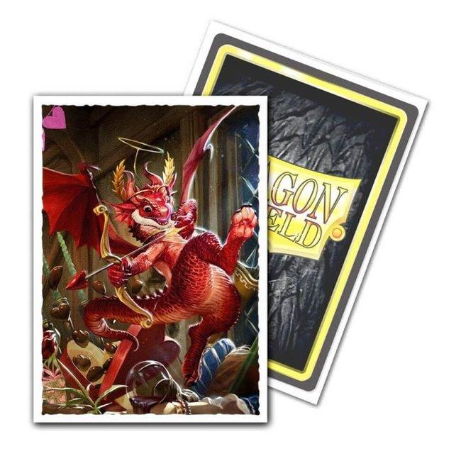 Art: Valentine Classic Standard Matte Sleeves 100 ct - Dragon Shield