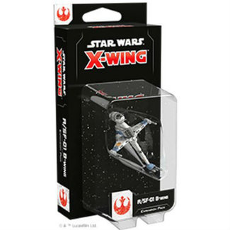 Fantasy Flight Games Star Wars X-Wing 2nd Ed: A-SF-01 B-Wing