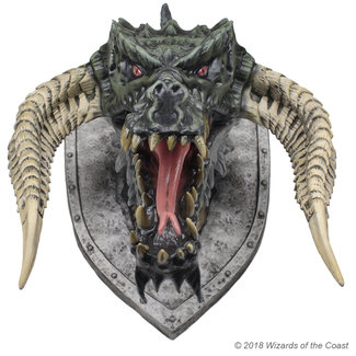 WizKids D&D Black Dragon Trophy