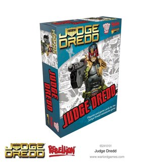 Rebellion Judge Dredd: Judge Dredd