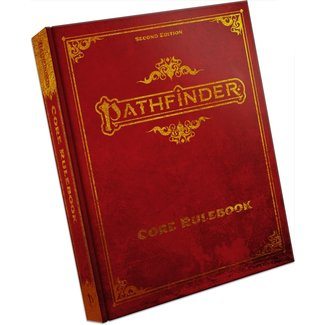 Paizo Publishing Pathfinder: Core Rulebook (2nd Ed.) Hardcover, Special Edition